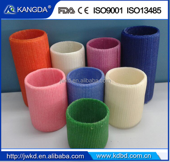 new plaster bandage synthetic casting tape with CE,FDA ISO