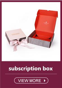 benutzerdefinierte Druck Karton Bikini Bademode Verpackung Geschenkbox