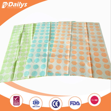 disposable baby diaper changing mat