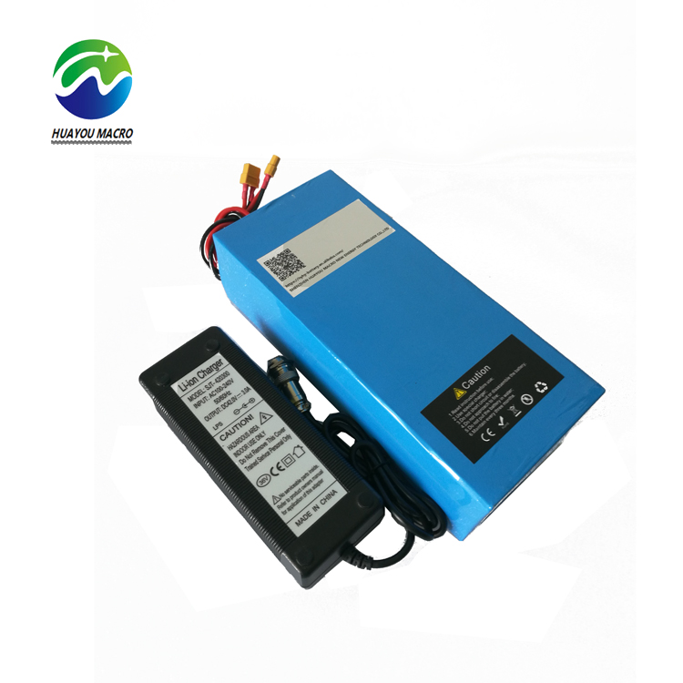 Rechargeable 36V/16Ah E-Bike Li-Ion 36V 16Ah Electric Bike Lithium Ion Battery Pack