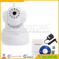 AP002 Easy to Install P2P IP Camera Wireless Wifi H.264 1MP IR CCTV Security network Camera