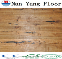 distressed wide plank wood floors