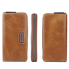 Genuine leather money bag leather wallet RFID new material for iphone wallet man