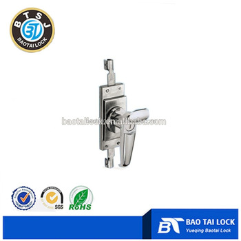 Ms308 4 Door Handles Locks Panel Board Lock And Key Patio Door Locks