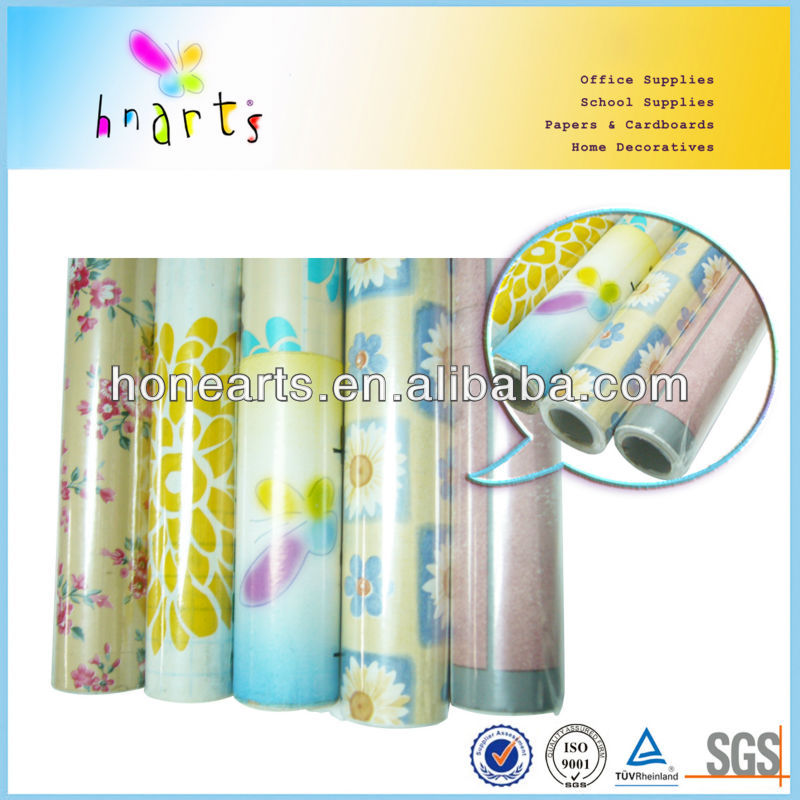 self adhesive pet film,Colour/Wood Grain Self Adhesive Foil,PVC self adhesive film for decorative