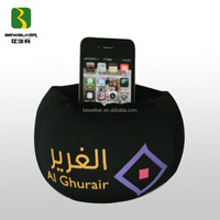 Convenience Mini Bean Bag Mobile Phone Holder Cushion