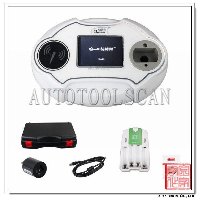 AKP107 Quickly 4C 4D 46 48 Code Reader Chip Transponder Auto Key Programmer -01