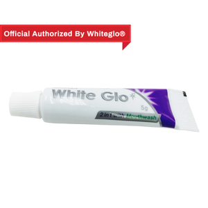 Hot Sale White Glo Disposable Hotel Toothpaste Mini 5g Bulk Toothpaste For Travel