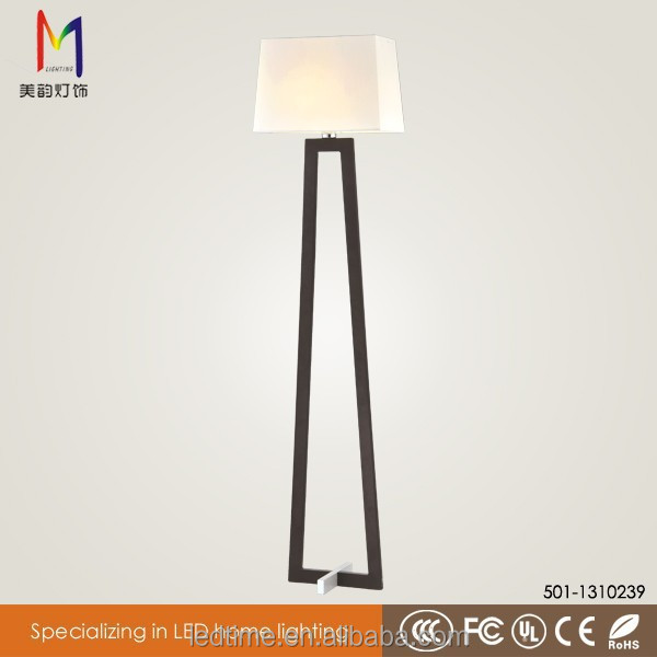 Hot selling replica muuto wood floor lamp with low price