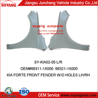OEM Front Fender Korean Car Forte Aftermarket Auto Body Parts