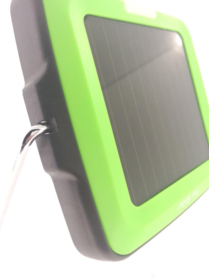 Mini Led Table Lamp Reading Light Solar Power Charging Solar ...