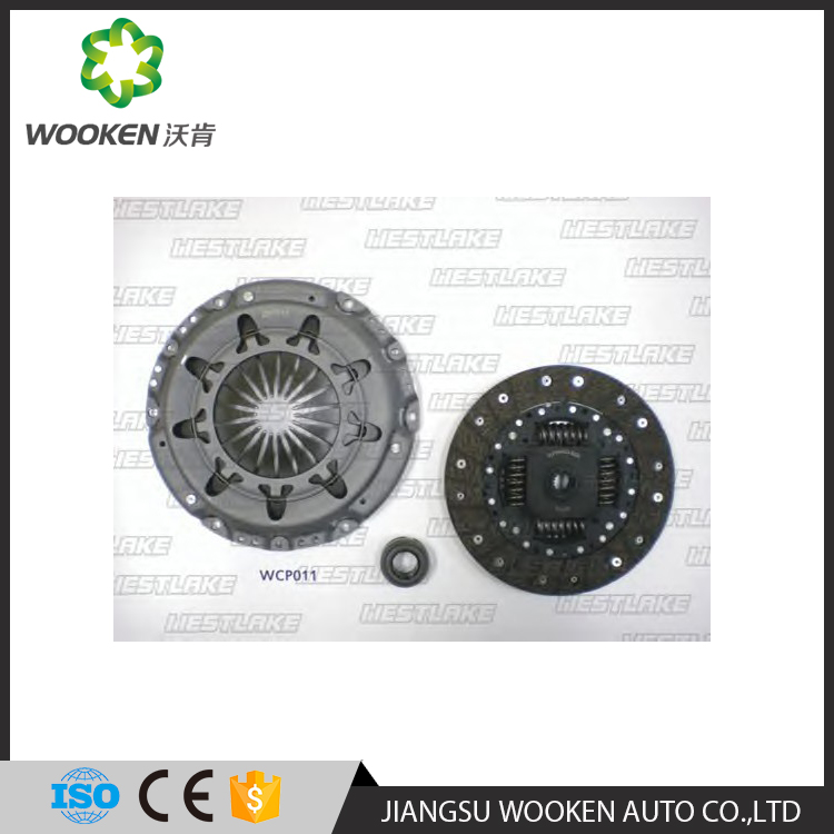 TS16949/ISO 9001 automobile clutch disc for peugeote 206/307/Fiate/citroenn OEM 2052.66