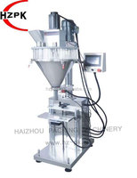 Ex-factory Price Semi-auto Weighing Powder Filling Machine, Dry Powder Screw Powder Packing Filler