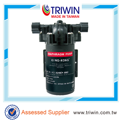 Assessed Supplier TRIWIN P-500 High Pressure RO System Water Booster Pump