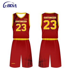 ff0750590 Jersey Basketball Maroon Wholesale