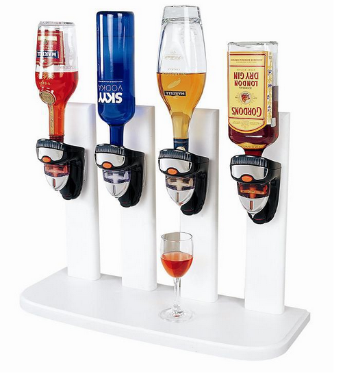 liquor machine