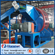 Waste plastic and tire recycling machinery/used tire crushing plant/used tire shredder machine for sale