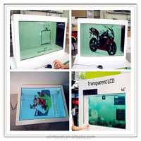 Reach Approval temperature sensor Icd display ,lcd display with showcase