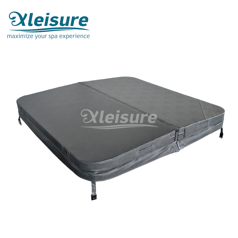 Well priced stainless steel aluminum alloy fixation hot spa cover