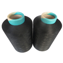 Anti-Pilling Recycled polyester dty yarn 150/48 sd ddb nim and him