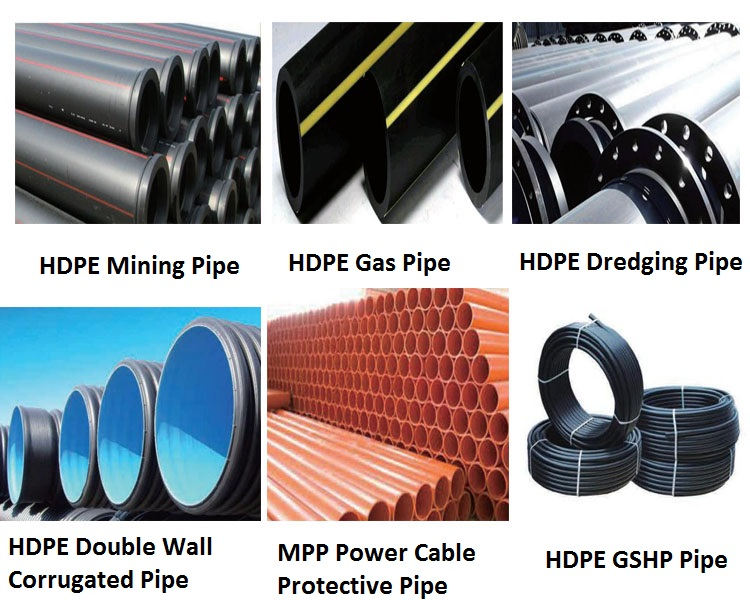 HDPE Pipe Fittings HDPE Butt Fusion Fittings PE End Elbow Tee Flange Adaptor