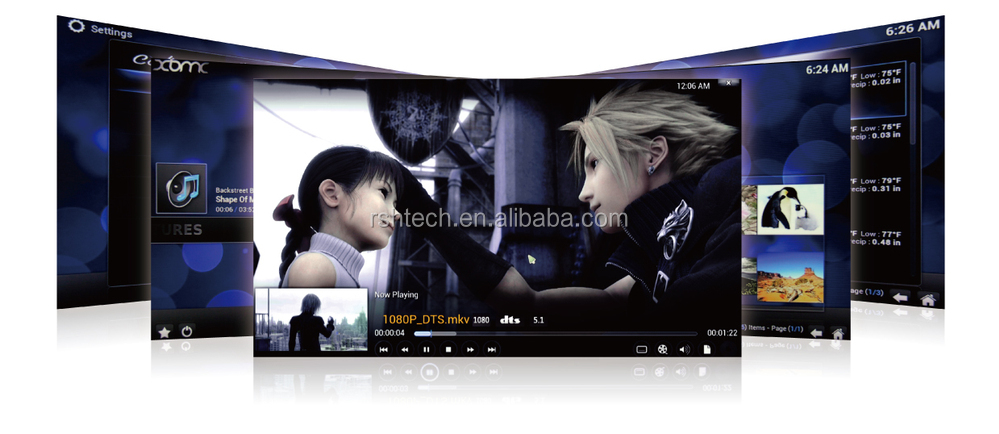 For media android player 3d download