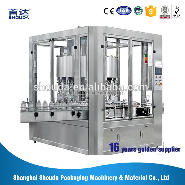 Low cost CE approved servo motor Drive pulm am Bottle filling mahcinery factory /manufacturer