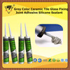 Grey Color Ceramic Tile Glass Fixing Joint Adhesive Silicone Sealant
