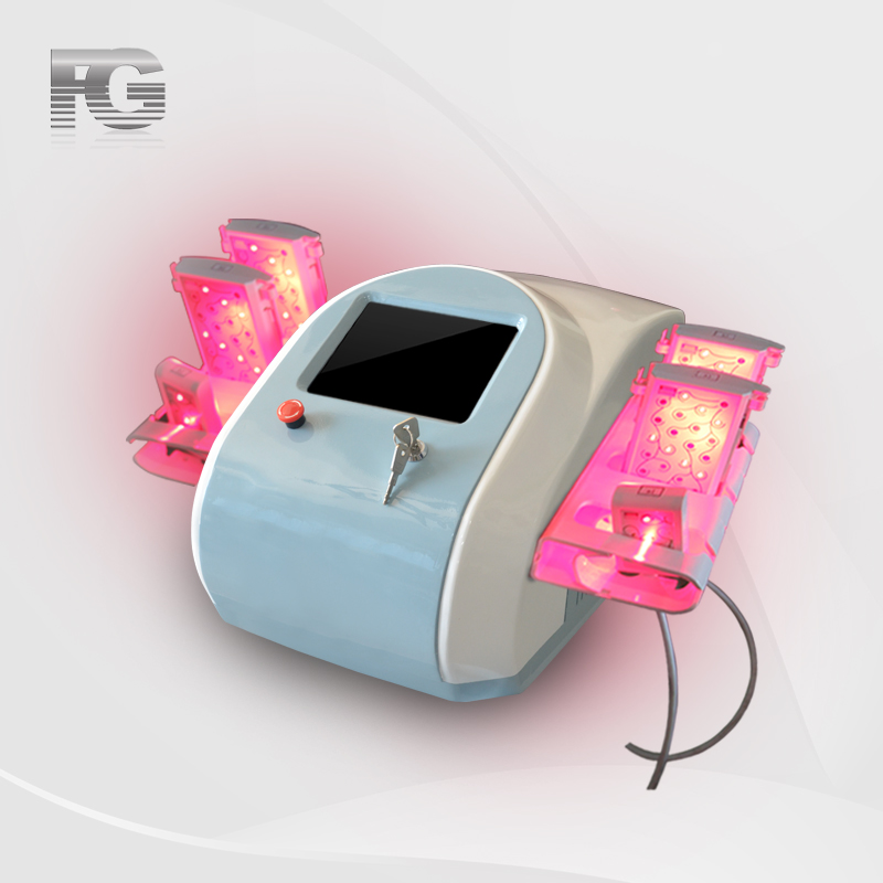 Diodes laser lipolaser slimming fat 650nm laser super lipolaser machine cost