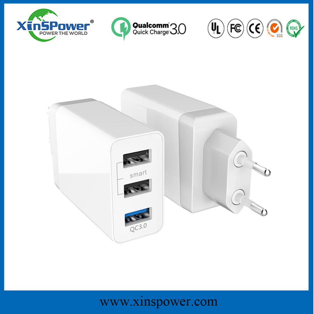 quick charge 3.0 qualcomm electronic products oem services high speed adapter 12V 1.5A wholesale mini usb wall adapter