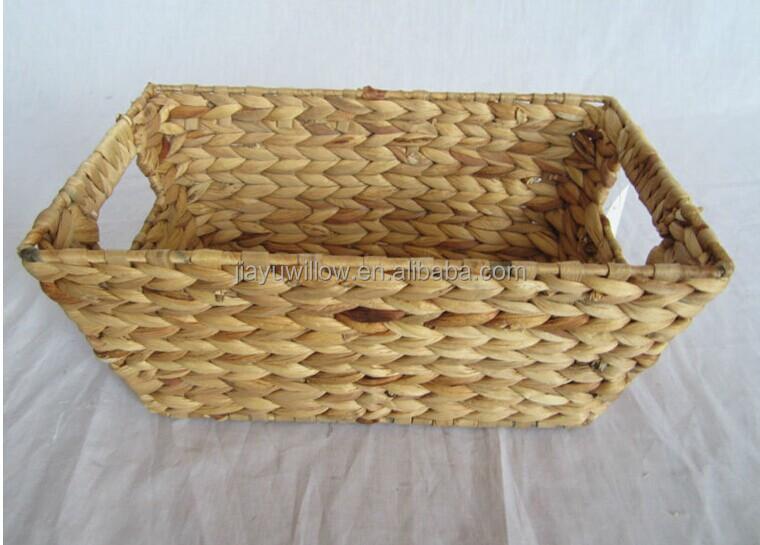 Wäschekorb Mehrzweck Aufbewahrungskorb Seegras Korb für Schlafzimmer,