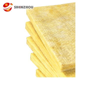 Langfang Shenzhou glass wool blanket high density soundproof heat insulation glass wool with aluminium foil Heat Insulation