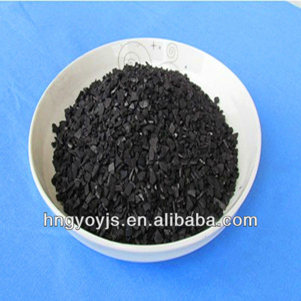 Gas Adsorption Nut Shell Active Carbon/activated Charcoal