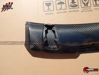 2011-2014 Mp4 12c 650s Oe V Pattern Full Carbon Fiber Spoiler For ...