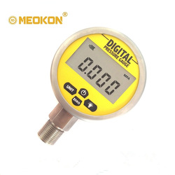 Digital differential vacuum gas air pressure gauge manometer