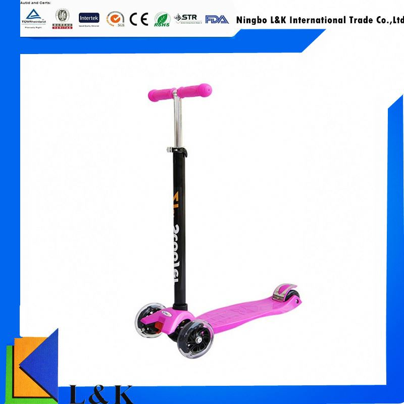 Mini Four Wheels Kids Folding Kick Scooter