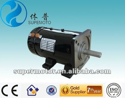 electric dc motor for three wheeler