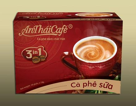 ANTHAI CAFE 3 in 1 coffee mix
