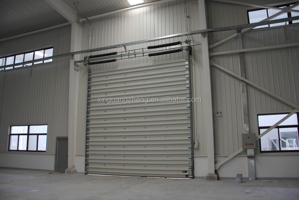 steel structure pre fabricated building