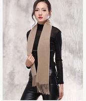 custom black cashmere wool pashmina shawl wrap scarf