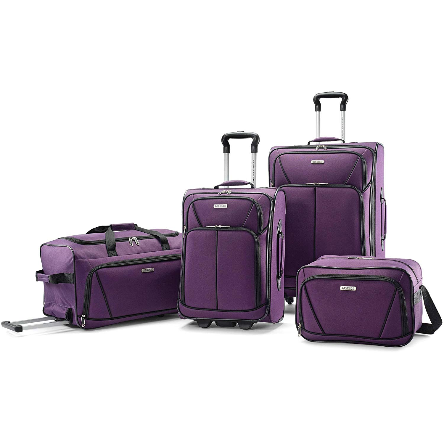 0aeea1f4691 Get Quotations · American Tourister 92442-1717 Luggage Set