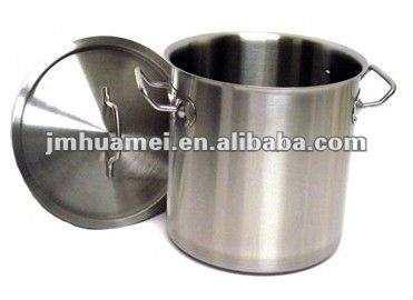 100L Stainless steel stock pot
