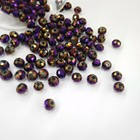 China Yiwu Opaque Crystal Loose Beads Crystal Beads for Necklace Accessories