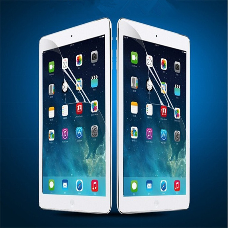 HD Clear Screen Protector for ipad mini 1 2 3 LCD protective Film Cover