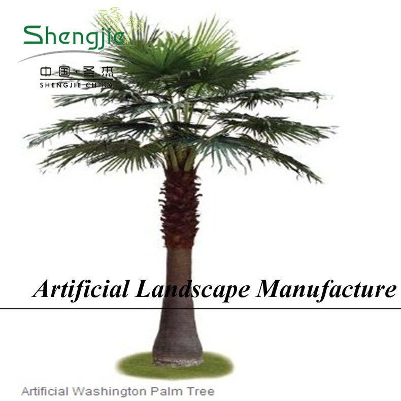 SJE411 Artificial Palm Tree,Artificial Palm Plants For Garden,Wedding,Home Decoration