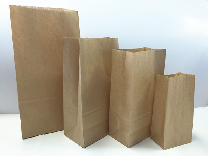 Brown Kraft Paper Bag Party Decorate Wedding Favour Small Gift ...