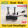 9006/hb4 cree led car headlight kit
