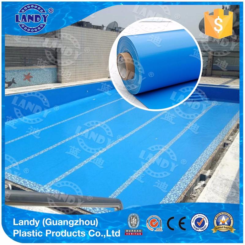 Swimming Pool Pvc Liner Waterproof Sheet Material Membrane