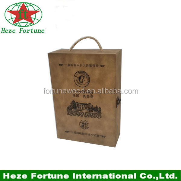 wooden wine boxes used for sale wooden wine bottle boxes