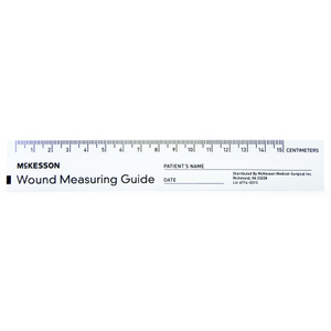 Printable Wound Measuring Ruler Wholesale Ruler Suppliers Alibaba